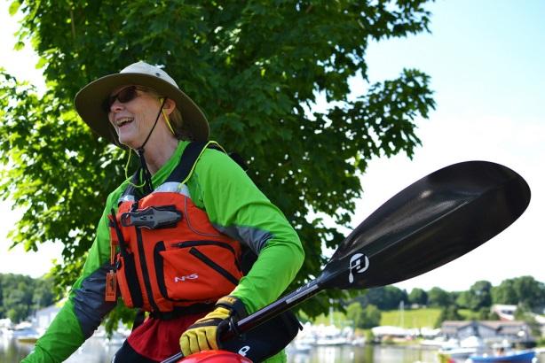 Retired doctor goes on 2,500-mile kayak trek for nonprofit