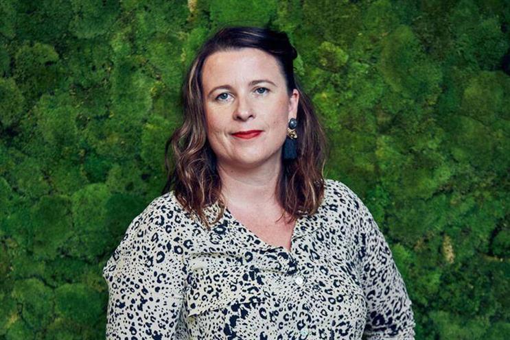 Sarah Ogden: new MD of Lewis in the UK
