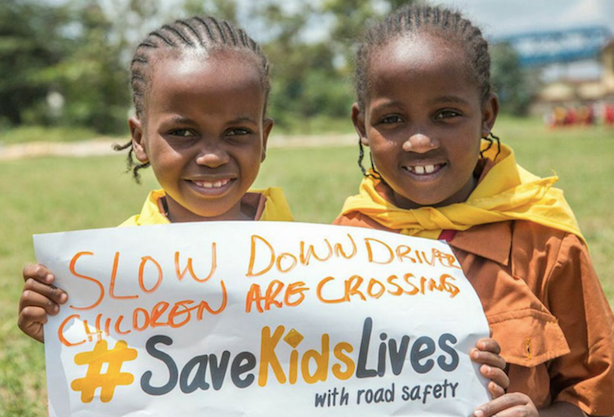 Watch: Hollywood director creates short film for FIA's #SaveKidsLives campaign