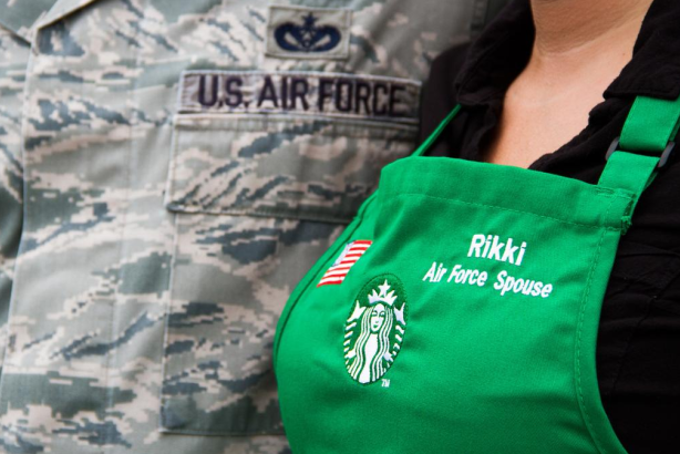 How brands saluted vets on Veterans Day