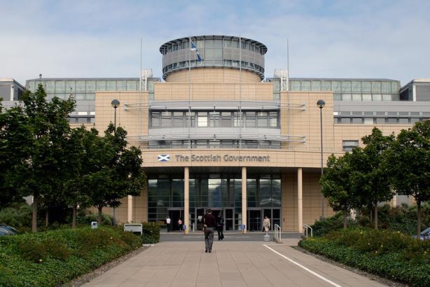 The Scottish Government buildings (Credit: gov.scot via Flickr)