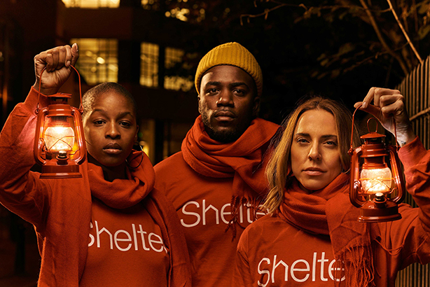 In brief: The Academy wins Shelter Christmas campaign, Fieldhouse expands, account wins for Rooster, Grifco and Threepipe
