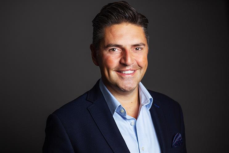 Jargon PR managing director Simon Corbett
