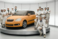 Skoda: firm for 'happy drivers'