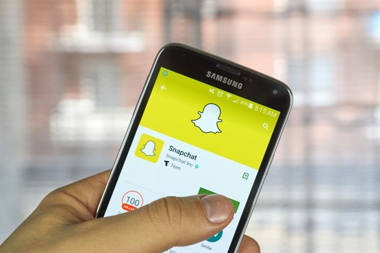 Snap's plans to take on Asia amid growing competition