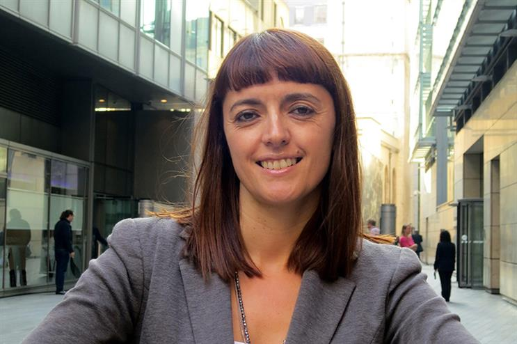 Zurich UK head of corporate affairs Sophie Timms