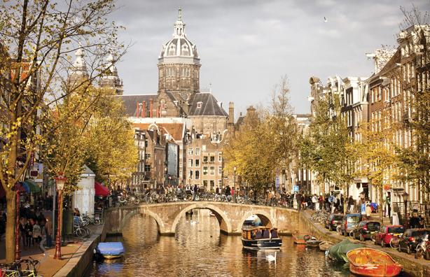 Spotlight: Amsterdam