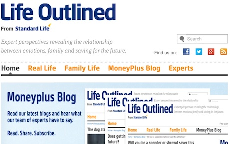 Standard Life: Using online comms