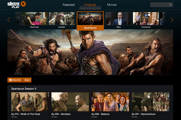 Starz Play hires ASDA'A BCW as corporate comms partner