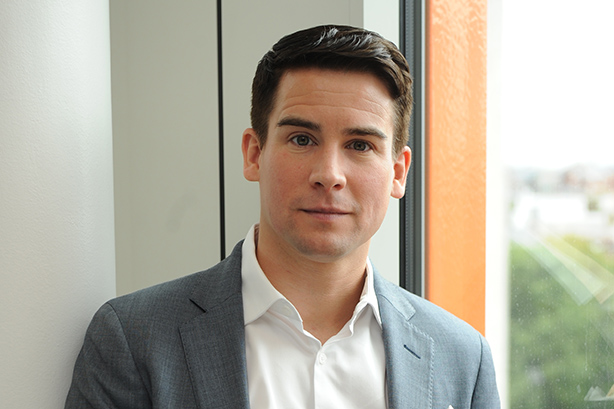 Stephen Day: new CEO of Burson-Marsteller's UK operations