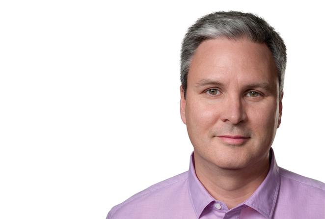 Steve Dowling, VP, communications, Apple: Power List 2017