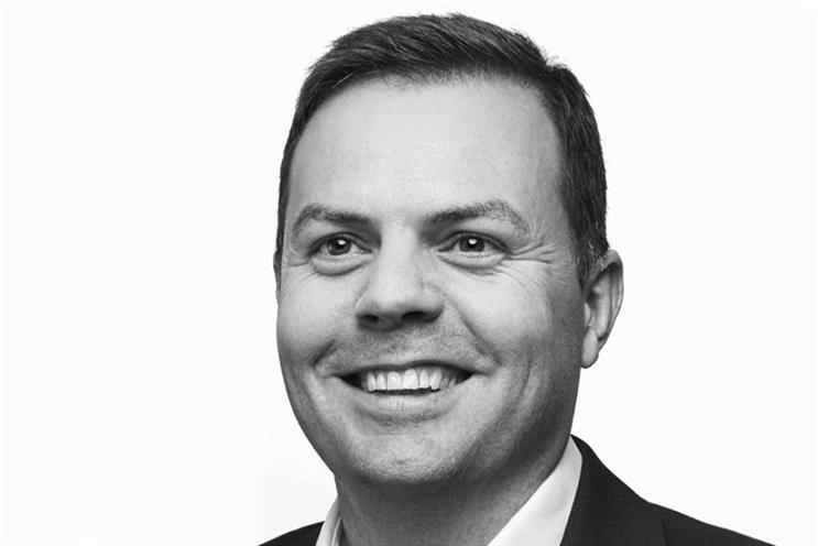 HSBC's new global comms chief, Steve John.