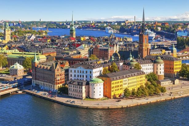 Stockholm flexes its digital muscles