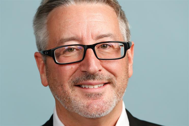 Stuart Smith, global CEO, Ogilvy Public Relations: Power List 2016