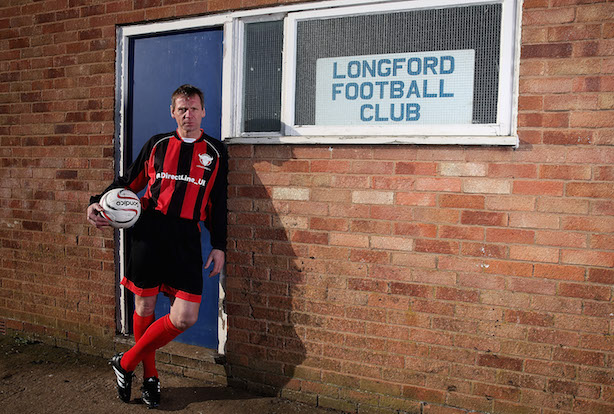 Showcase: Stuart Pearce comes out of retirement for Direct Line campaign