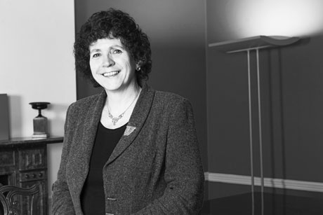 Sue Wolstenholme: CIPR president