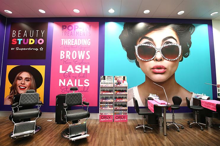 Superdrug hires new agency for beauty and corporate brief