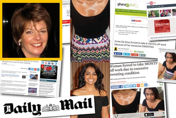 Gillian Waddell (inset) runs Fuel PR – the agency behind Sweatygate