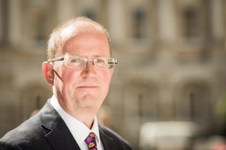 FTI Consulting's new senior advisor Tim Hames.