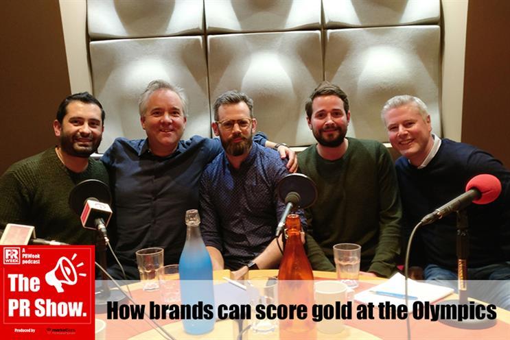 In the dugout: Arvind Hickman, Tim Ellerton, Jamie Wynne-Morgan, Nick Meakin and Jamie Corr.