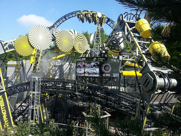 Personal injury firm apologises for Alton Towers tweet