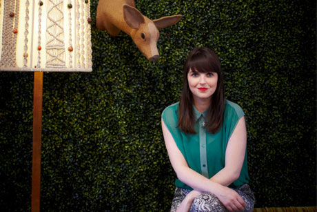 London boss: Emily Cramp