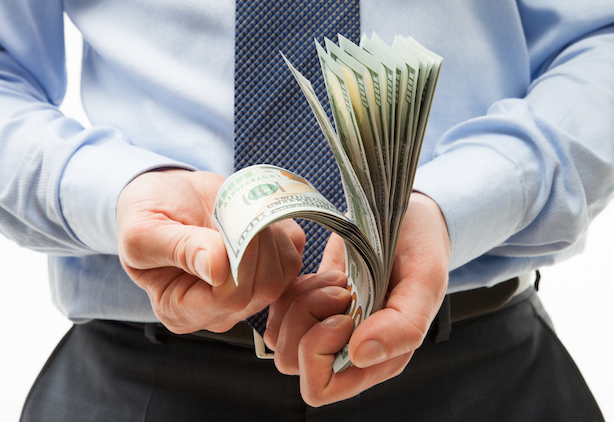 Cash: Top consideration for charities being courted by corporates