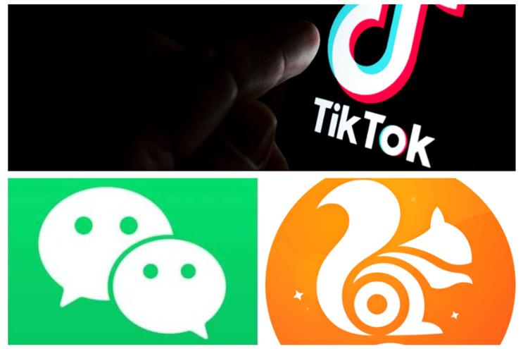 India bans TikTok, Weibo, WeChat, QQ among 59 apps