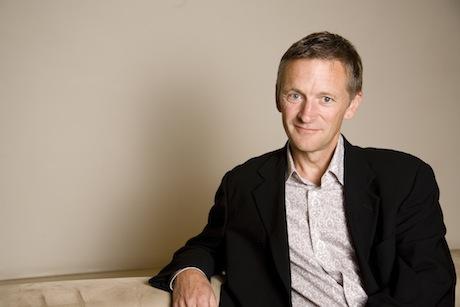 Profits warning: Next Fifteen chief executive Tim Dyson
