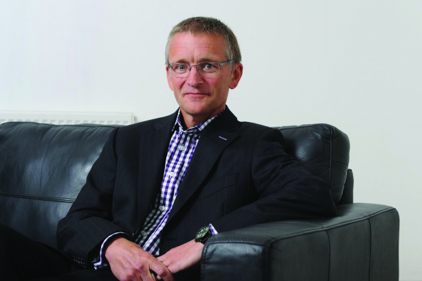 Growth: Tim Dyson, CEO of Next Fifteen which has turned loss into profit