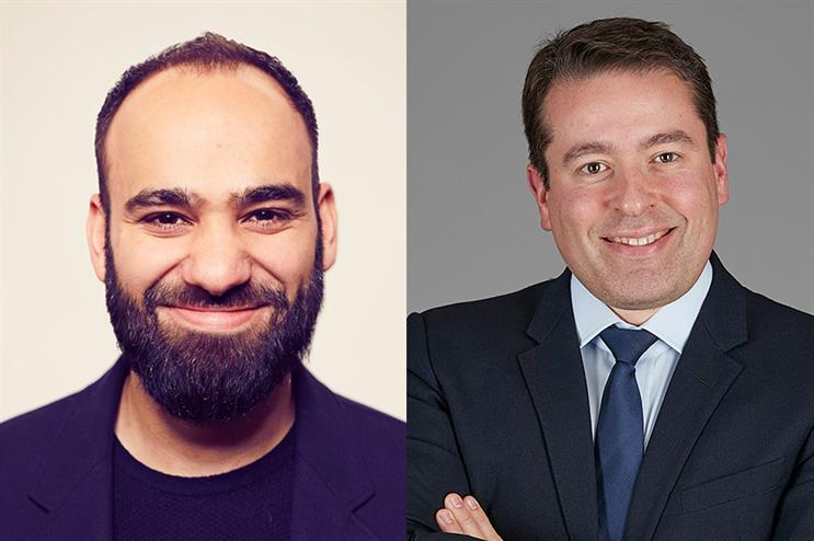 Be bold, be provocative, but don't make things worse, write Tom Hashemi (L) and Nick Barron (R)