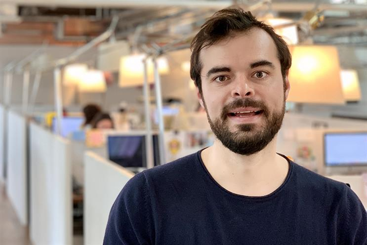 Milk & Honey's new creative director, Tom Rouse
