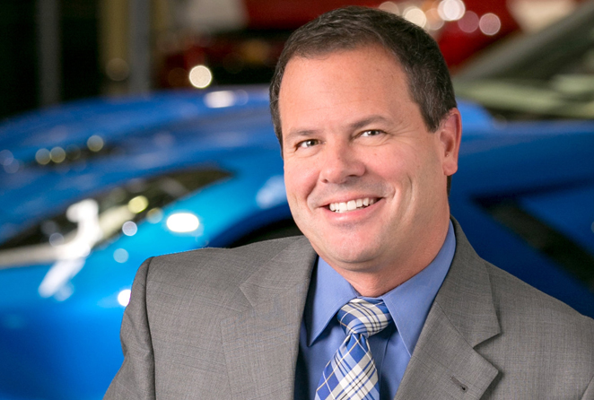 Tony Cervone, SVP, global communications, General Motors: Power List 2017