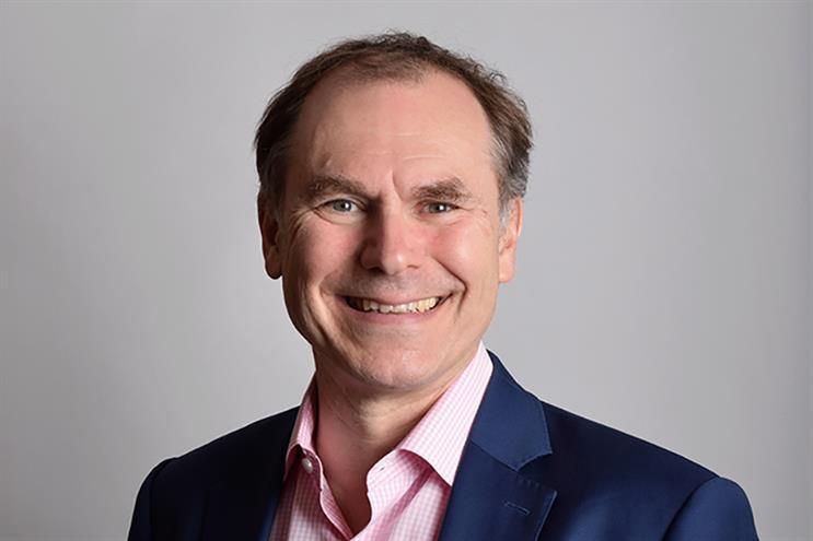 Lansons chief executive Tony Langham