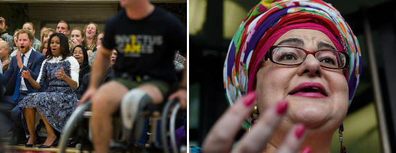 Top and flop of the month: Invictus Games and Camila Batmanghelidjh