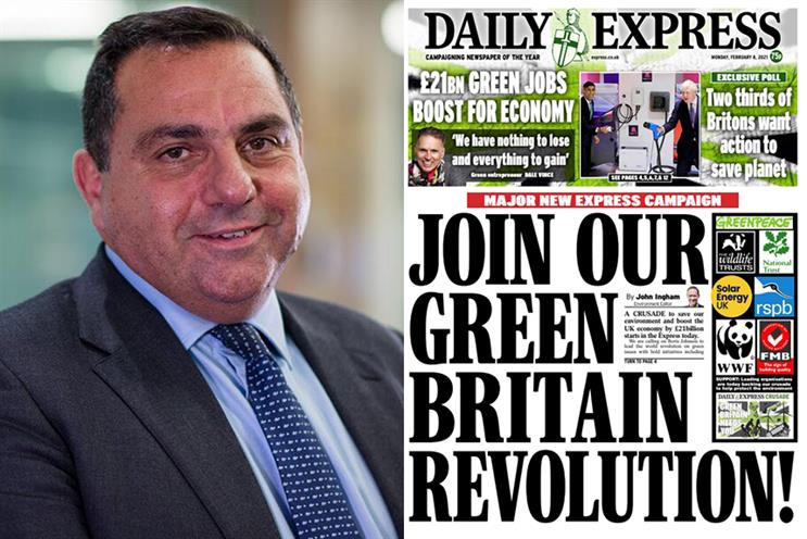 Top & Flop of the Week: KPMG chair's infamous grouse and Daily Express 'green' drive