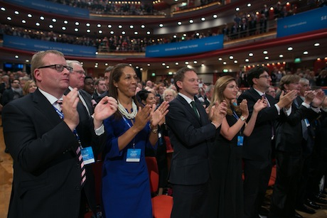 Conservative Party Conference 2014 (picture credit Matt Cardy/Stringer/Getty Images)