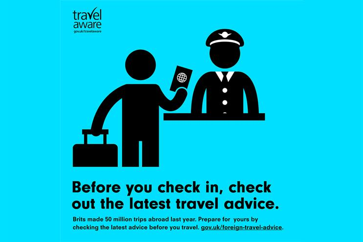 The FCO's 'Travel Aware' campaign aims to reduce the necessity for consular assistance