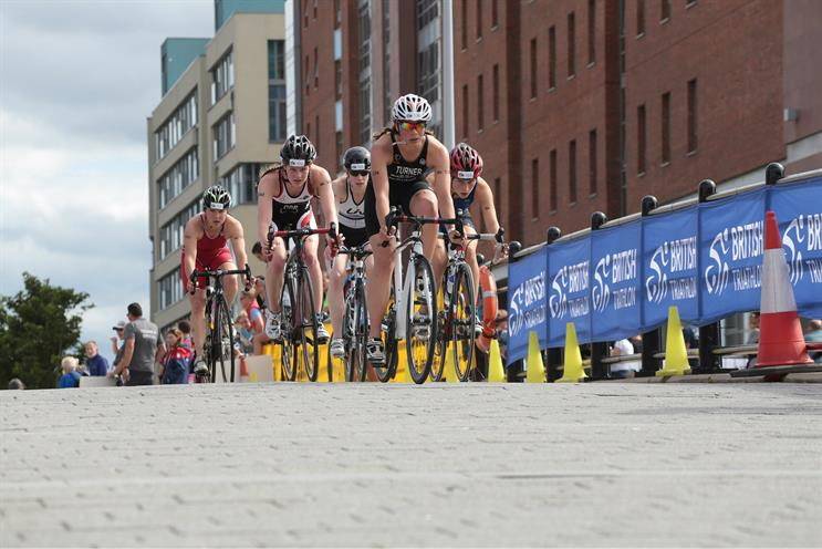 British Triathlon signs up The Playbook to fire starting gun on recruitment campaign