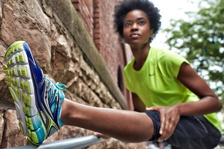 Saucony: The running apparel retailer has brought in Brandnation