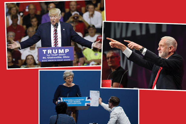 Are messaging and authenticity mutually exclusive? Just ask Corbyn and Trump
