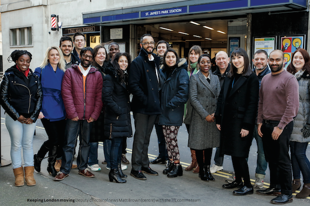 Minding the comms gap: TfL's PR team on Uber, terror, delays and working with Boris