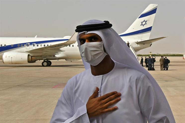 Steinreich Communications will help Emirati businesses expanding into Israel and vice versa (Photo: Getty Images)