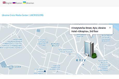 Comms volunteers form Ukraine Crisis Media Centre to counter Russia