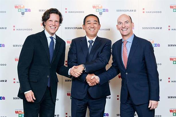 New alliance: Haller, Mizushima and Bonnet