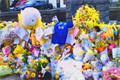 Maddie: tributes in home town