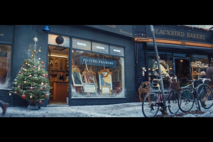Watch: Visa Christmas campaign encourages shoppers to support their local high street