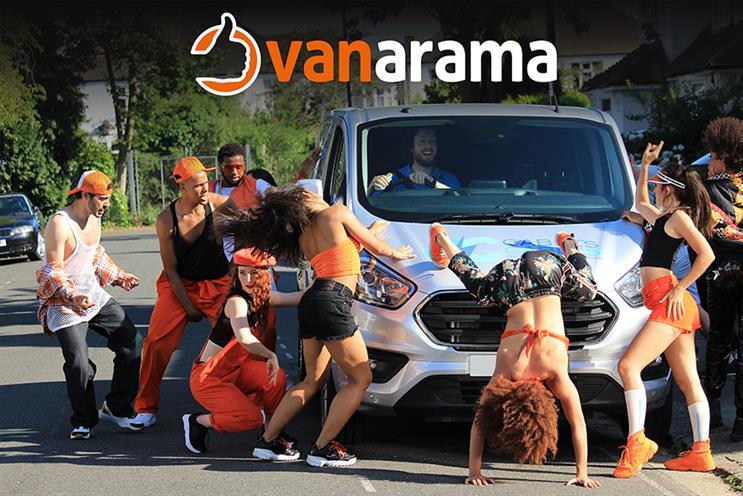 Autorama's most recognisable brand, Vanarama, sponsors the National League