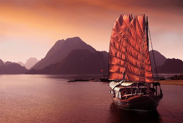 Hạ Long Bay in the northeast of Vietnam. (Photos: Getty Images)