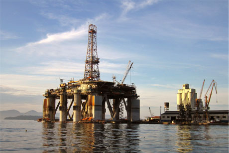 Lucrative: Vigo Communications's launch clients are predominantly oil and energy companies